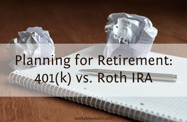 401(k) vs. Roth IRA — Which Is Right for You?