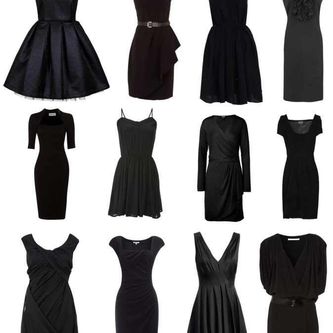 Investments and the Little Black Dress