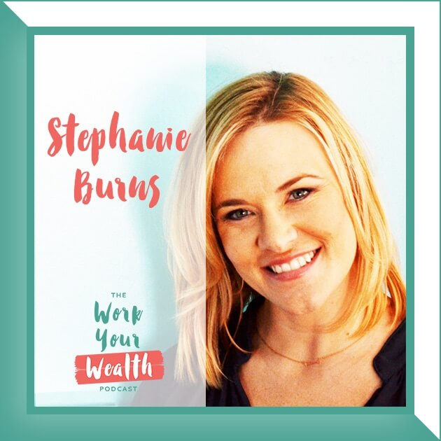 Podcast Episode 09: The Business of Launching a Biz with Stephanie Burns