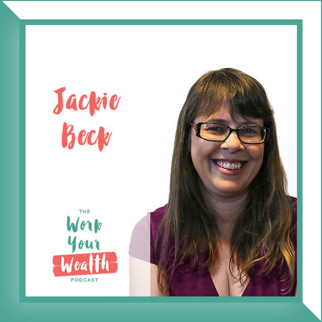 Episode 26: How to Pay off $147,000 in Debt with Jackie Beck