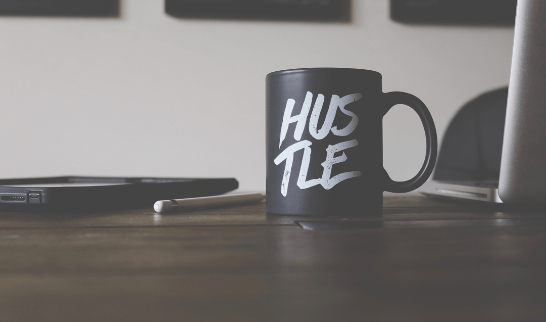 take your side hustle full time