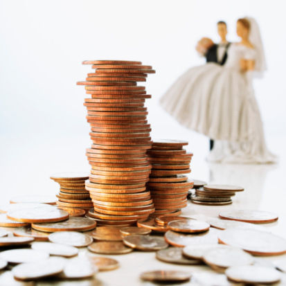 What Will a Wedding Cost?