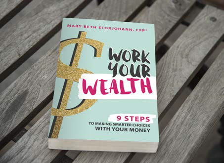 Work Your Wealth book