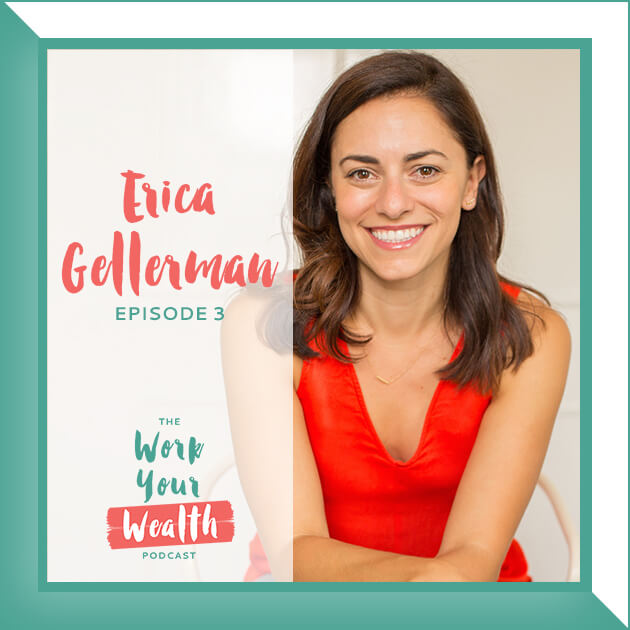 Podcast Episode 03: The Art of Negotiation with Erica Gellerman