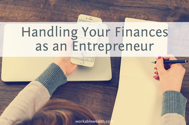 10 Moves to Handle Your Personal Finances as an Entrepreneur