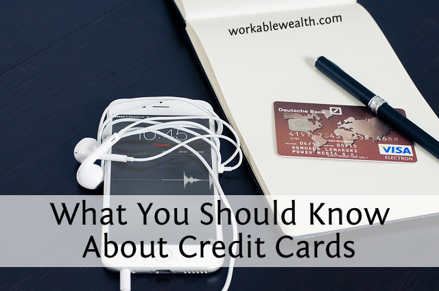 6 Things You Should Know About Your Credit Cards