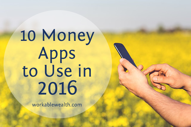 10 Money Apps to Help You Conquer Your Finances in the New Year