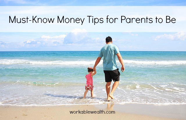 13 Money Tips for Parents to Be