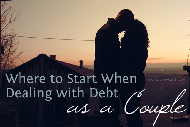How to Pay Down Debt as a Couple