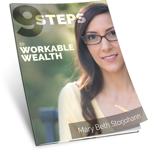 9 Steps To Workable Wealth
