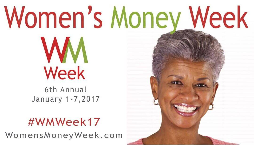 Women's Money Week is here (#WMW2017)!