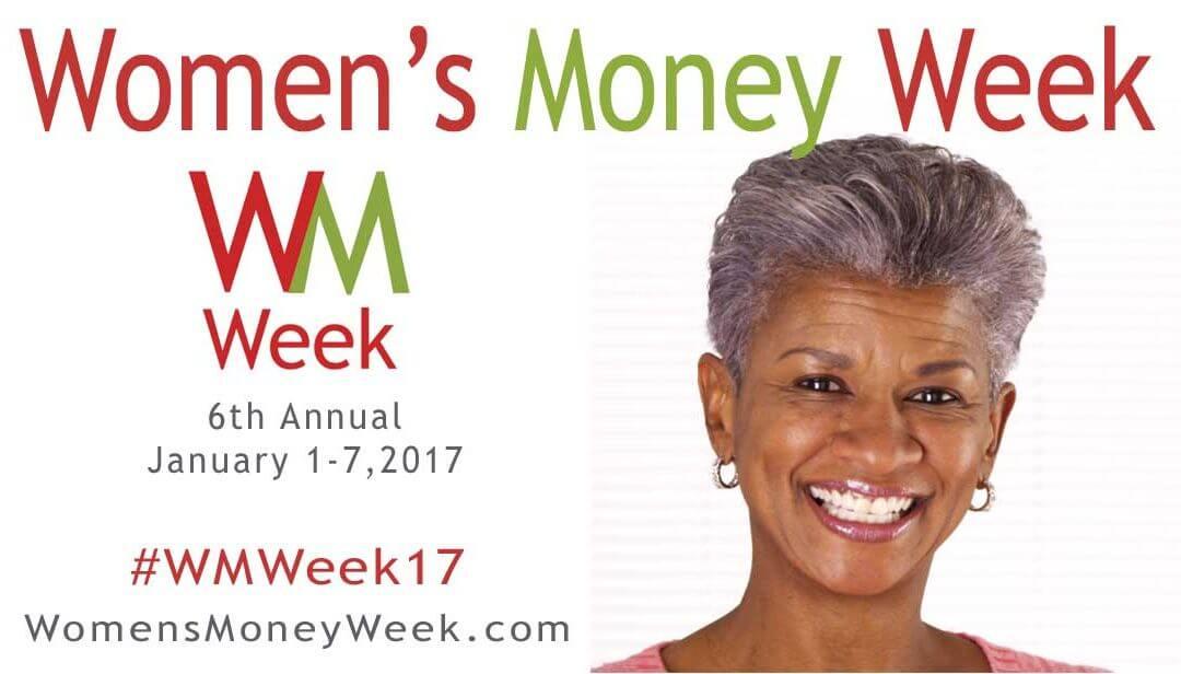 Women's Money Week is here (#WMW2017)!