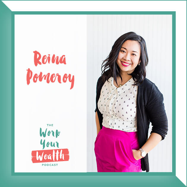 Episode 17: Conquering Your Inner Critic with Reina Pomeroy