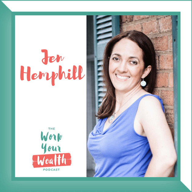 Episode 55: The Missing Facts from Traditional Money Advice with Jen Hemphill