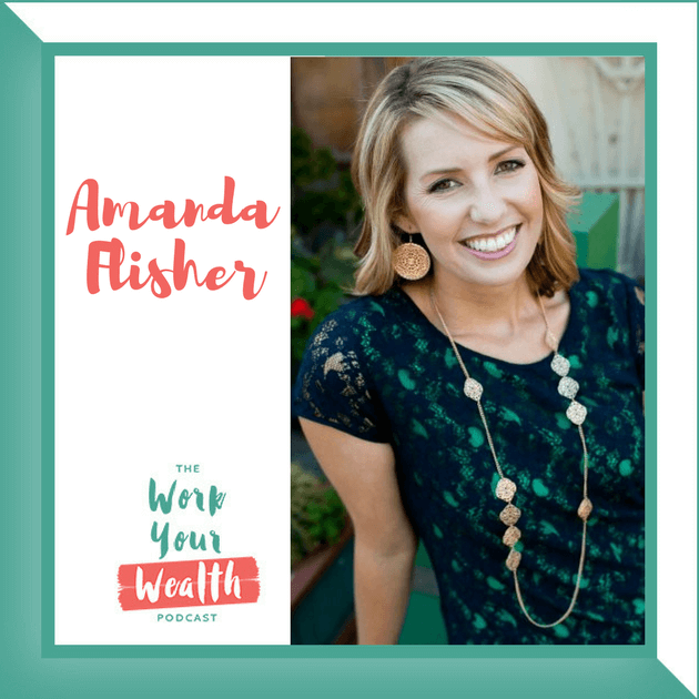 Episode 34: How to Become the Leader of Your Own Life with Amanda Flisher