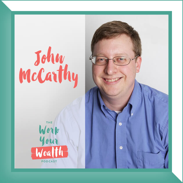 Episode 45: Tax Planning Hacks and Getting On Track with John McCarthy