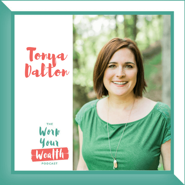 Episode 42: Productivity Hacks and Purposeful Living with Tonya Dalton