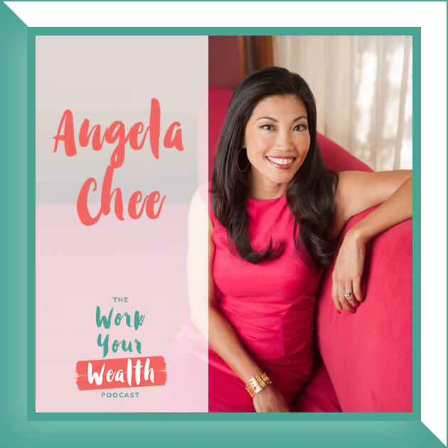 Episode 54: How to Amplify Your Voice & Speak in Public with Angela Chee