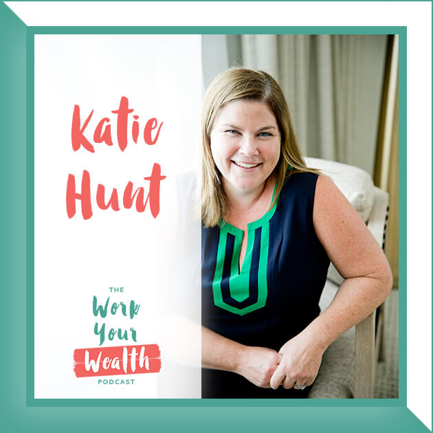Episode 47: When to Lead and When to Let Go with Katie Hunt