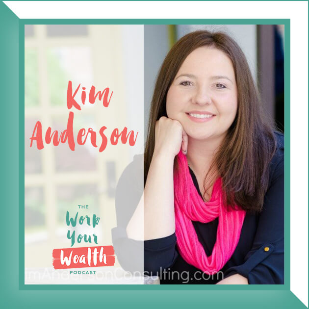 Episode 57: Paying off Your Mortgage in 2 Years on One Income with Kim Anderson