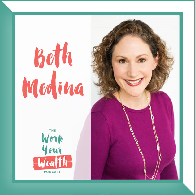 Episode 84: Overcoming Money Blocks through Brainspotting with Beth Medina