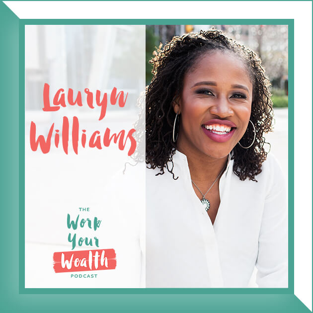 Episode 86: Olympian to Money Master with Lauryn Williams
