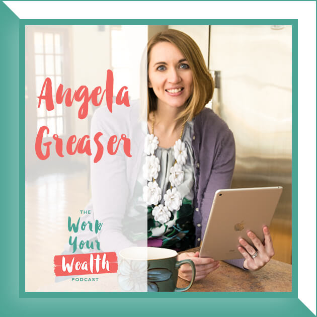 Episode 97: Running a Business as a Couple with Angela Greaser
